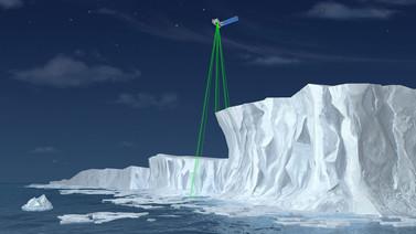 NASA buzulları uzaydan  takip edecek!