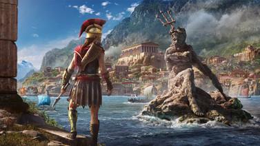 Assassin's Creed: Odyssey ne kadar yer kaplayacak?