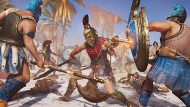 Assassin's Creed Odyssey çıkış fragmanı!