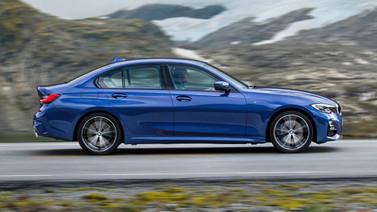 Fotoğraflarla 2019 BMW 3 Serisi!