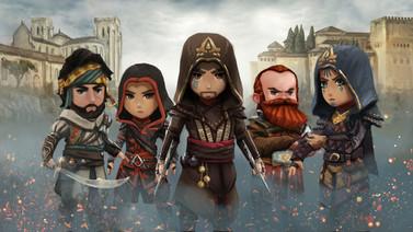 Assassin's Creed Rebellion duyuruldu!