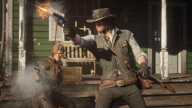 10 soruda Red Dead Redemption 2!