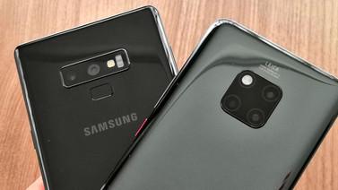 Huawei Mate 20 Pro ve Samsung Galaxy Note 9 fotoğraf örnekleri