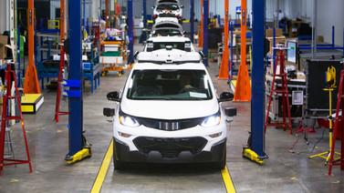 General Motors batıyor mu?