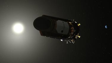 14 yıl önce düşen uzay mekiği bulundu!