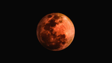 NASA'dan turuncu dünya paylaşımı!
