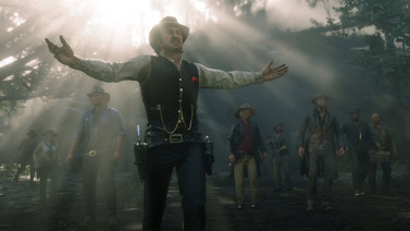 Red Dead Redemption 2 satış rekorları kırıyor!