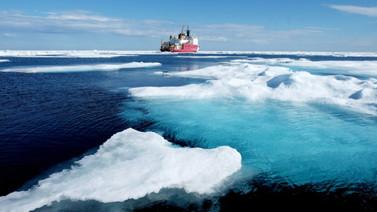 Kuzey Kutup bölgesi artık güvenli değil!