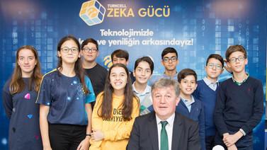 Eğitim 2023 hedefleri için Zeka Gücü