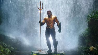 Aquaman'in final fragmanı herkesi heyecanlandırdı!