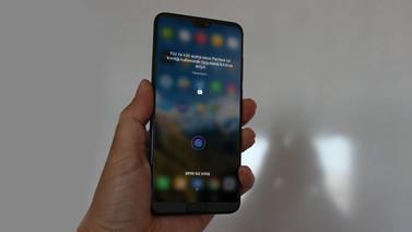 Huawei Mate 20 Pro güvenlik özellikleri