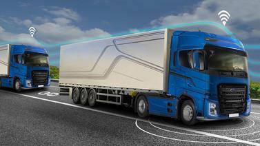 Ford Otosan Türkiye'de otonom konvoy teknolojisi geliştirecek