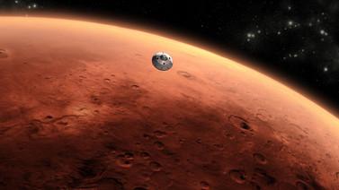 Mars'ta yeni keşif!