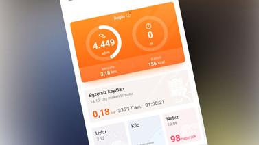 Huawei Mate 20 Pro ile sağlık fonksiyonlarını izleme