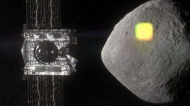NASA dünyayı tehdit eden gök taşını yayınladı!