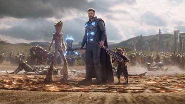 Avengers 4 fragmanı geldi!