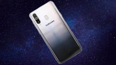 Samsung Galaxy A8s tanıtıldı!