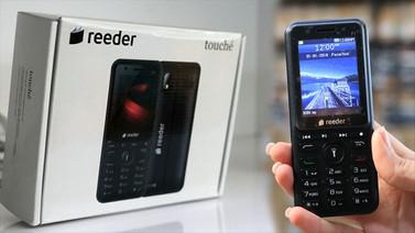 Askerlere özel üretilen ilk telefon: reeder F1!