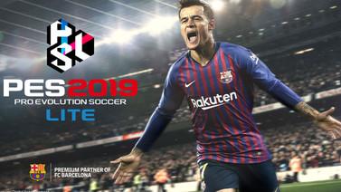 PES 2019 ücretsiz sürümü yayınlandı