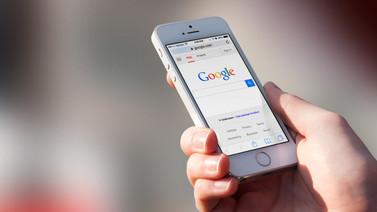 Google telefondan artık böyle görünüyor!