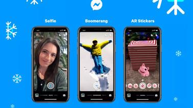 Facebook Messenger Boomerang desteğine kavuştu
