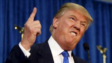 Trump'ın adı başını kuma gömen canlıya verildi!