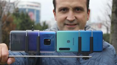 Galaxy A9 ile Mate 20 Pro kameralarını karşılaştırdık (Video)
