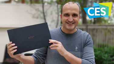 Acer Swift 7 elimizde! (Video)