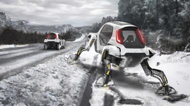 Hyundai robot aracı ile CES 2019'da şaşırttı!