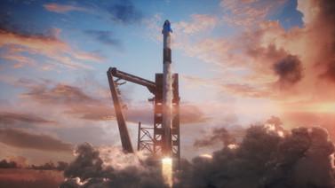 SpaceX 10 haberleşme uydusunu yörüngeye gönderdi!