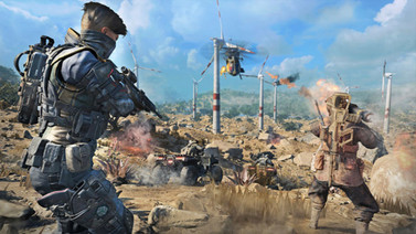 Call of Duty: Black Ops 4 ücretsiz oldu!