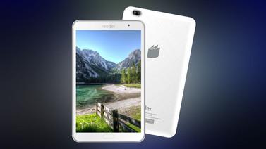 Türkiye'nin Android 8 Go işletim sistemli ilk tableti: reeder M8 Go