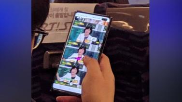 Samsung Galaxy S10+ yeniden sızdı