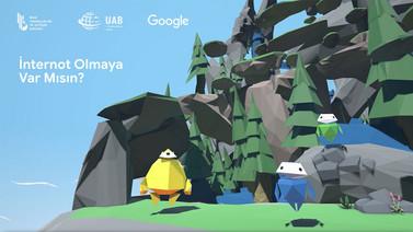 Google Türkiye'den yeni proje: Internot Olmaya Var mısın?