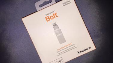 Kingston DataTraveler Bolt hediye ediyoruz!