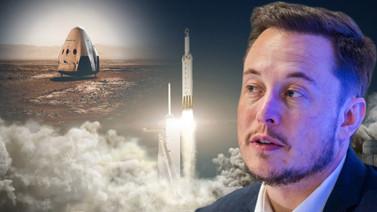 Elon Musk'ın Mars hayali şimdilik suya düştü!