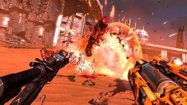 VR oyunlarına bir yenisi daha eklendi: Serious Sam VR!