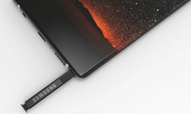 Samsung'un CEO'su Galaxy Note 9 kullanırken yakalandı