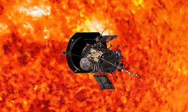 NASA Güneş'e uyduyu fırlattı!