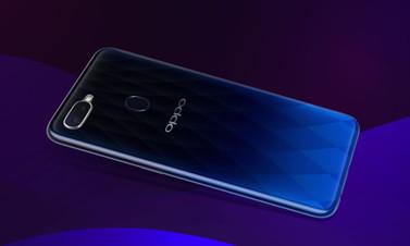 Oppo F9 tanıtıldı!