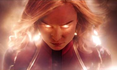 Captain Marvel ilk fragmanı ile heyecanlandırdı!