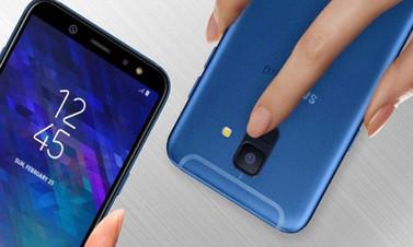 Samsung Galaxy J4+ ve J6+ tanıtıldı!