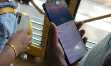 Huawei Mate 20X çalışırken görüntülendi