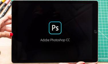 iPad için tam sürüm Photoshop CC geliyor!