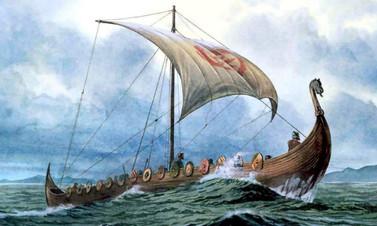 Norveç'te Viking gemisi bulundu!
