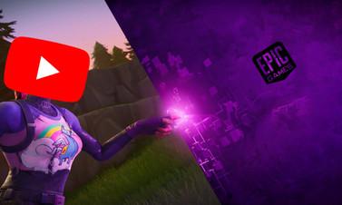 Ünlü YouTuber'lara Epic Games darbesi!