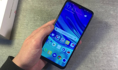 Huawei P smart 2019 kutudan çıkıyor! (Video)