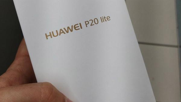 Huawei P20 Lite'ın inceleme videosu yayınlandı
