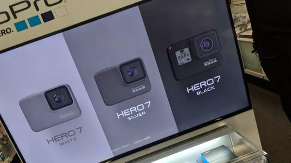 GoPro Hero 7 internete düştü