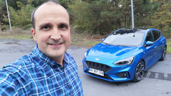 Yeni Ford Focus teknolojilerine göz attık! (Video)